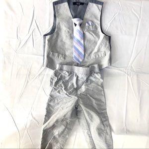 3 piece nautica baby suit